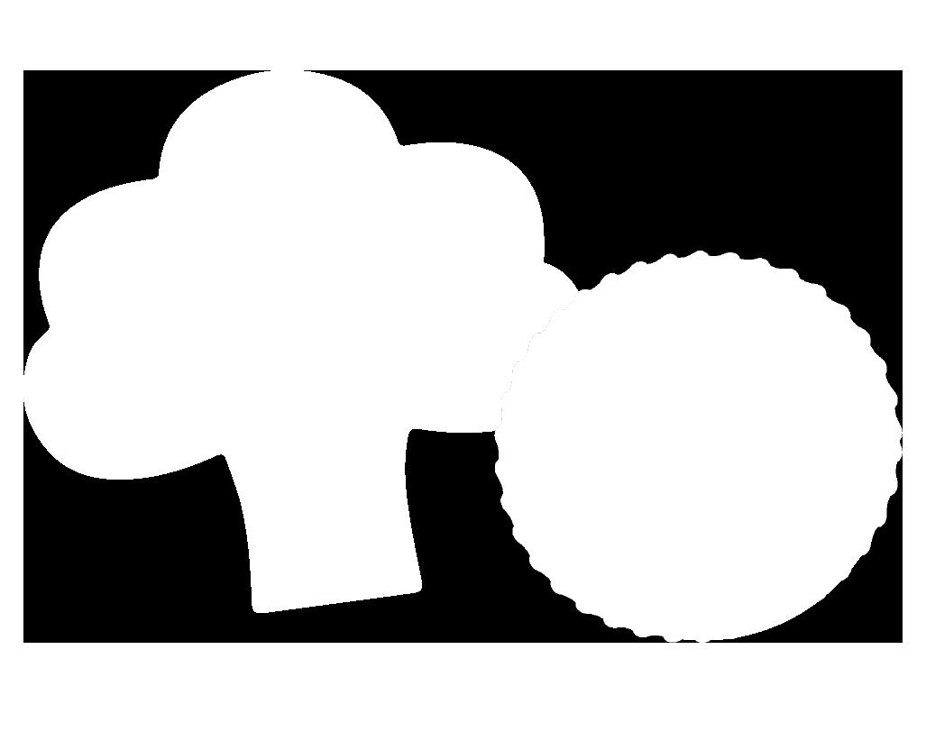 veggie shapes